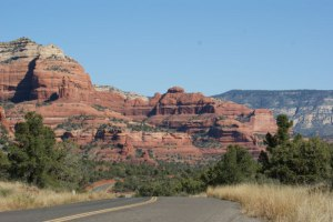 Red Rocks of Boynton Pass