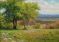 Multi Colored Spring 6x8