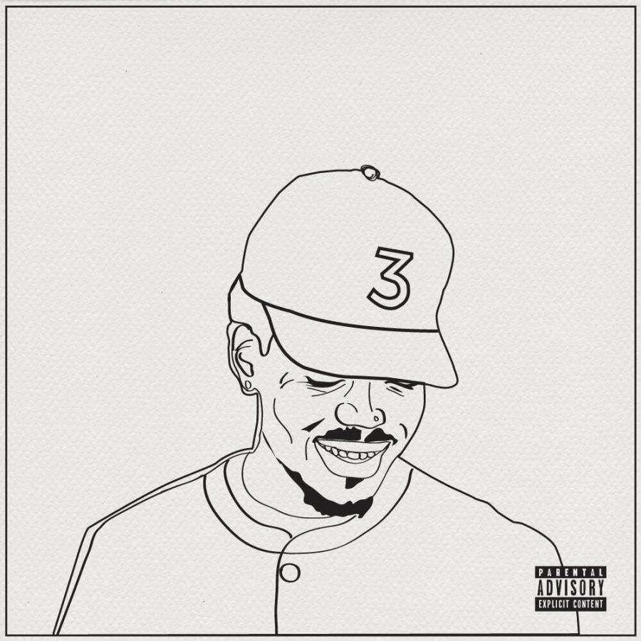 Coloring book tracklist chance the rapper -  Chance The Rapper Artfully Paints Canvas In Coloring Book