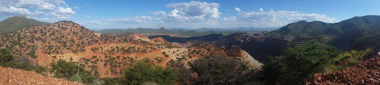 Bisbee Panoramic View