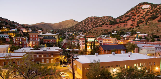 Bisbee Town View