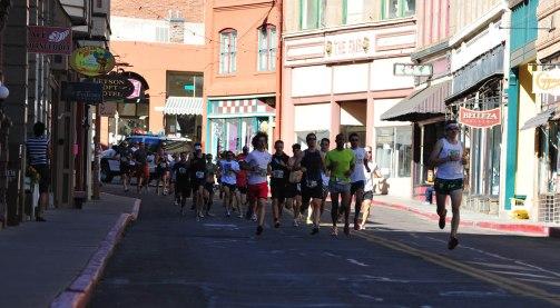 Bisbee 1000 race