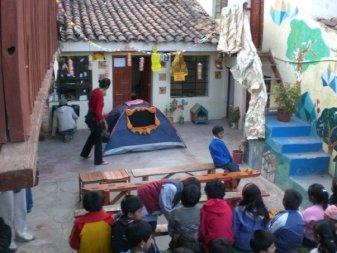 Aldea Yanapay School