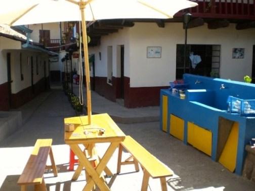 Aldea Yanapay Hostel Cusco Peru