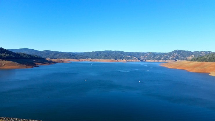 Lake Oroville CA