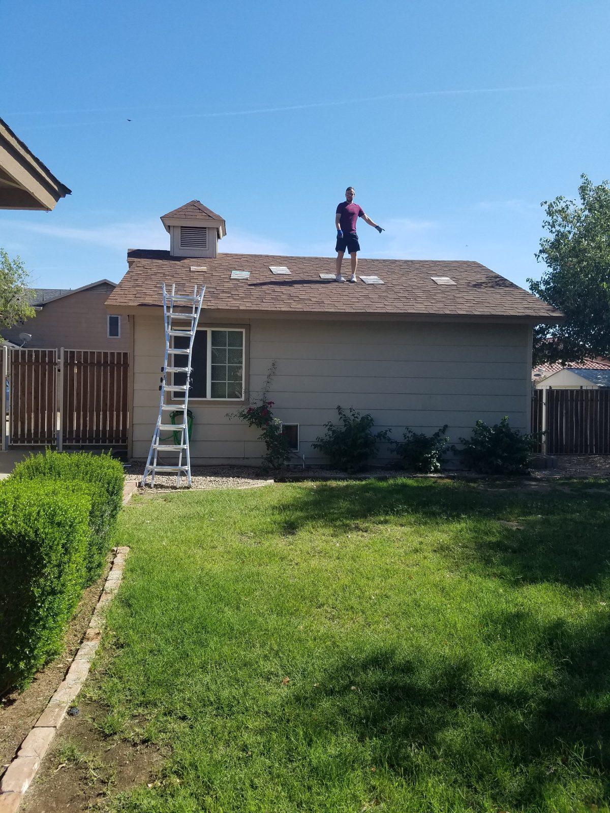 New Roof Options