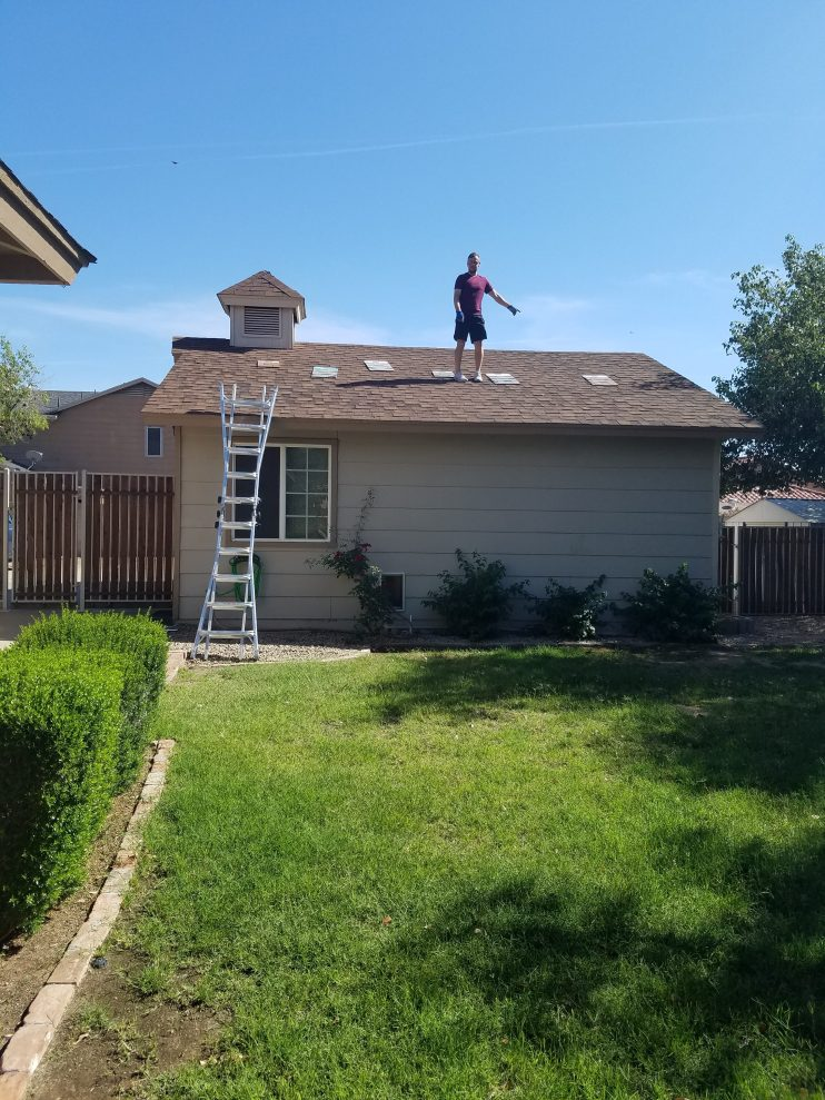 New Roof Options