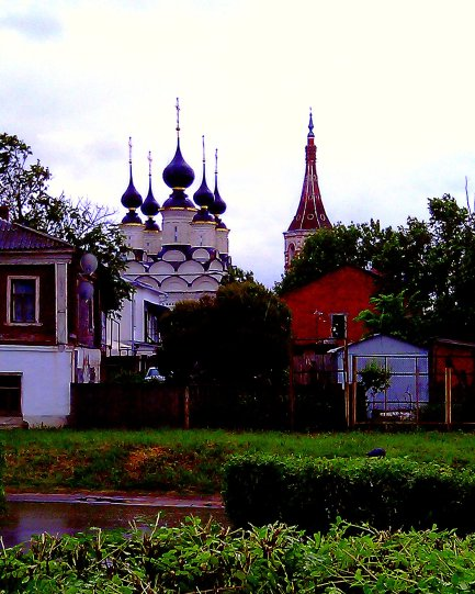 From the neighborhood, Suzdal - Russia