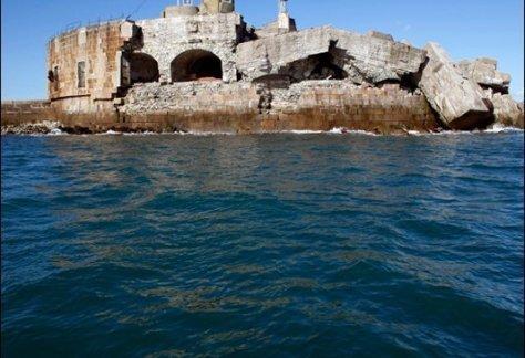 Fort Passe de l'Est ©JM Enault