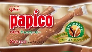 パピコ・チョココーヒー味が美味しすぎてヘビロテしてるin2017夏