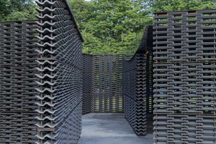 First Look at Serpentine Pavilion 2018 Designed by Frida