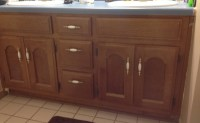 staining bathroom cabinets - 28 images - staining white ...