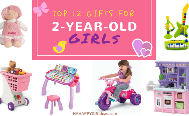12 Best Gifts For A 2 Year Old Girl Cute And Fun