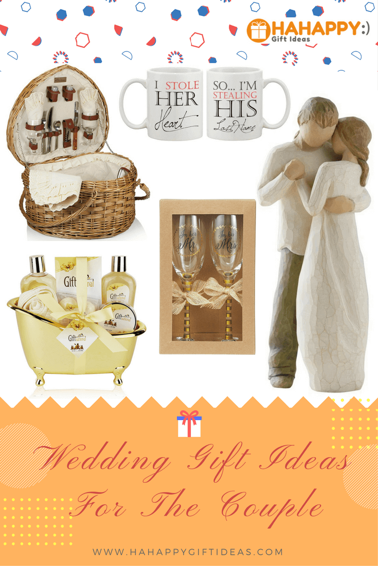 13 Special  Unique Wedding Gifts for Couples  HaHappy Gift Ideas