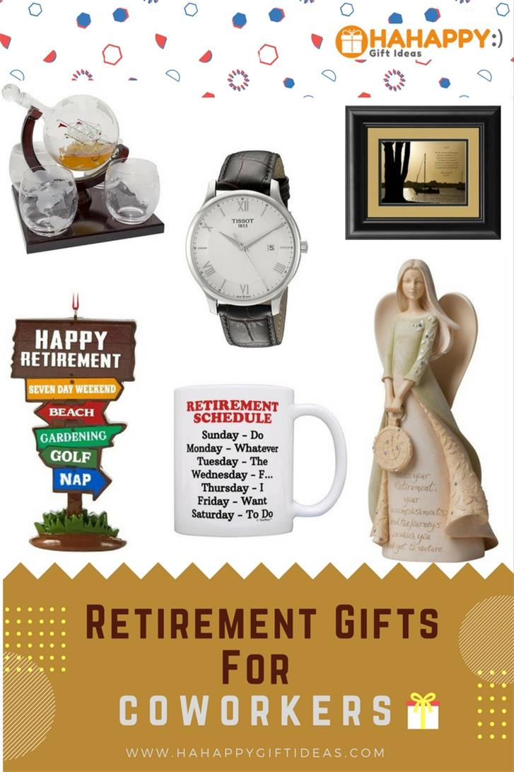 17 retirement gifts for