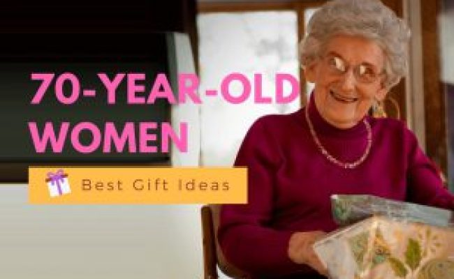 31 Birthday Gifts For Grandma Unique Thoughtful