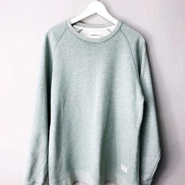 NORSE PROJECTS Vorm Crew Sweat grey