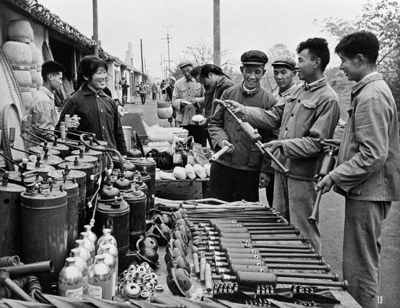 Image result for life in china in 1974 images