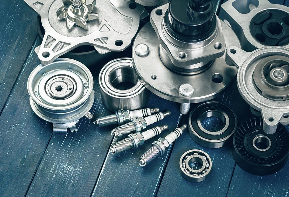 automotive parts distributor hahn