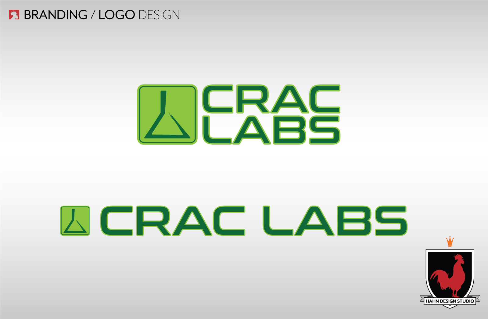 Branding Design for CRAC Labes