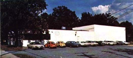 Home office and warehouse of the Robert E. Mason Company, Charlotte, NC (1973)
