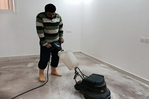 تنظيف شقق ومنازل