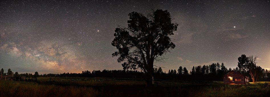 Sternenklare Nächte