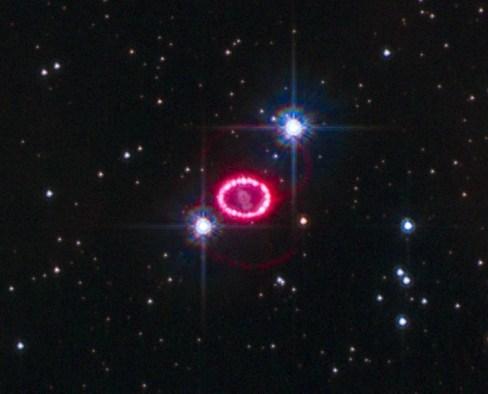 Supernova 1987 A
