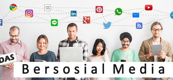 Cerdas Bermedia Sosial