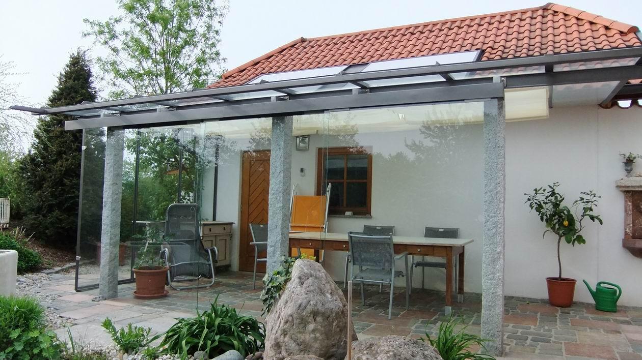 Überdachungen,Terrassenüberdachungen, Terrassendächer, Pergola