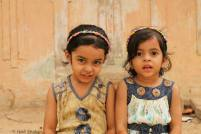 Cute Girls #Arman & #Emaan © All rights reserved To Haidi Studio 2014
