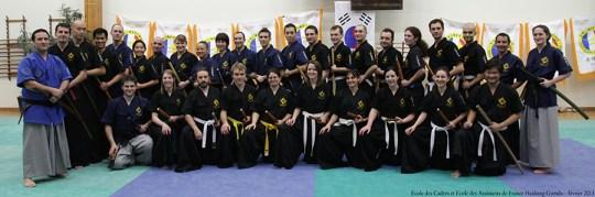 Cadres et Assistants2013