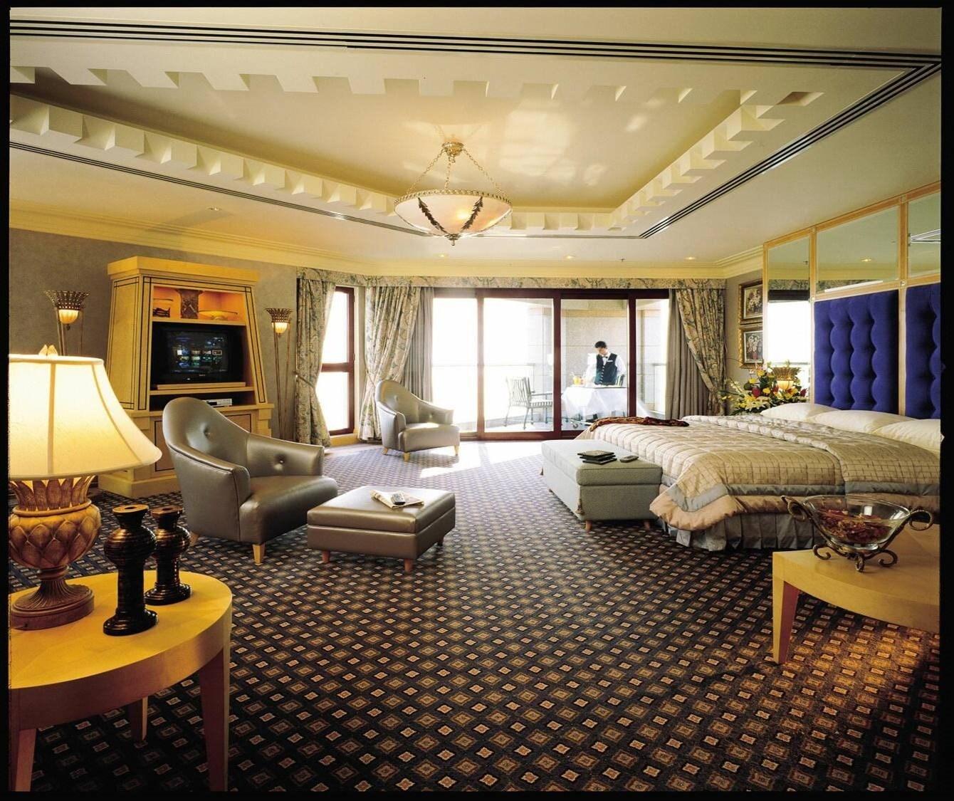 Jeddah Hilton Hotel 5 Star  Projects  Haif Company