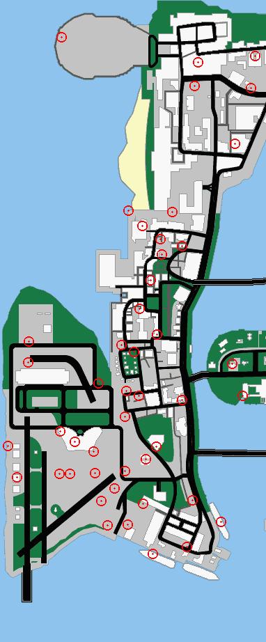 Gta Vice City Hidden Packages Map : hidden, packages, Hidden, Packages, Elizabethgarcia342t