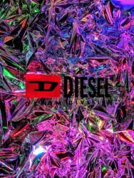 Haiiileen_2018_Diesel_Mylar_Installation_BTS_SwimWeek_Miami_Basement_TheEdition_Aileen_Quintana