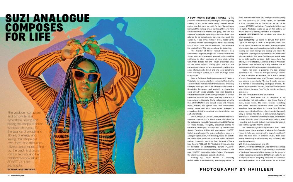 Suzi Analog Summer 2019 haiiileen cultured mag