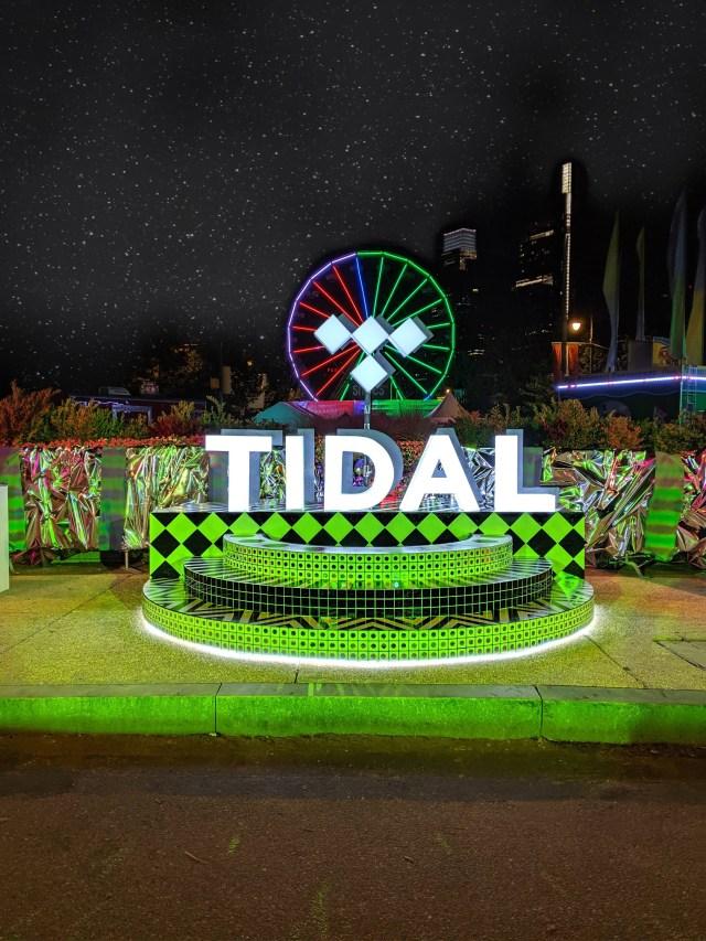 Haiiileen TIDAL MadeInAmerica 12