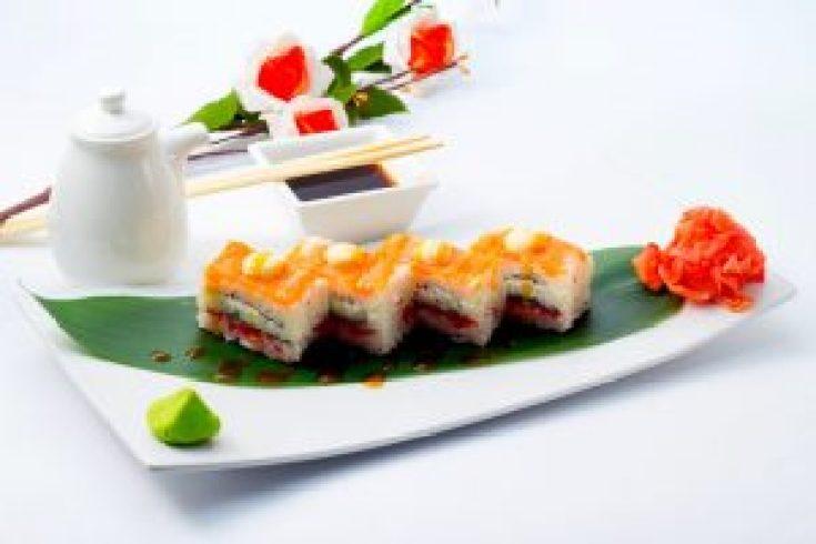 Oshi zushi