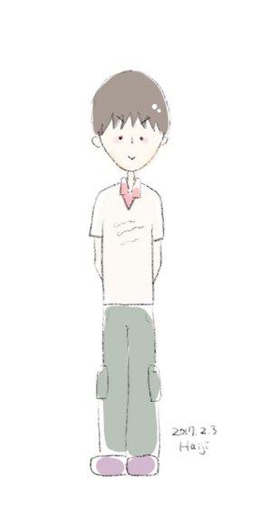 sashie-boy