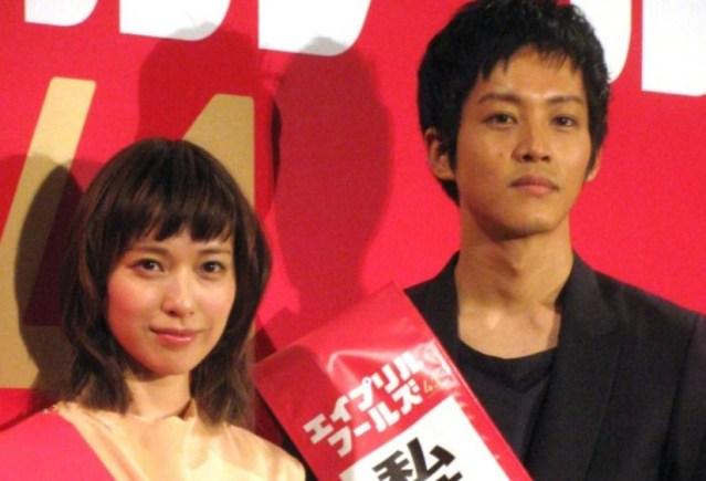 戸田恵梨香と松坂桃李が結婚「突然のご報告となりますが、私、松坂桃李は、戸田恵梨香さんと結婚いたしました」と報告