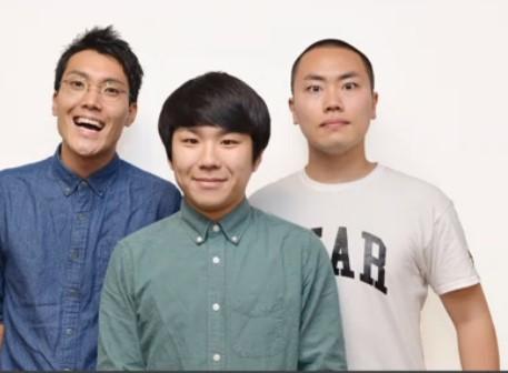 お笑いトリオ「ハナコ」のメンバー3人全員が新型コロナウイルスに感染