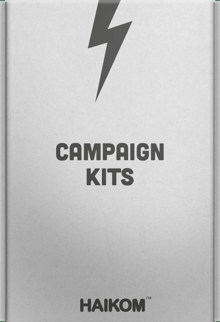 HaiKom Campaign kits Module