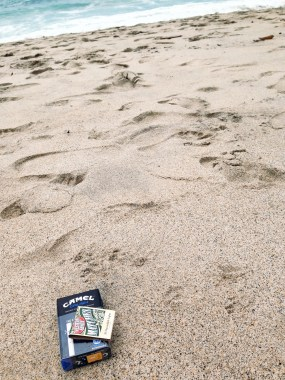 Cigs on the Beach