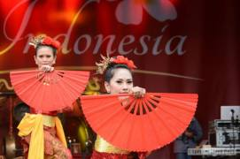 Lila Bhawa Indonesian Dance Troupe © Spencer Lloyd Peet