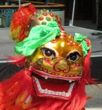 Guan Yin Lion (Double Lion Dance)