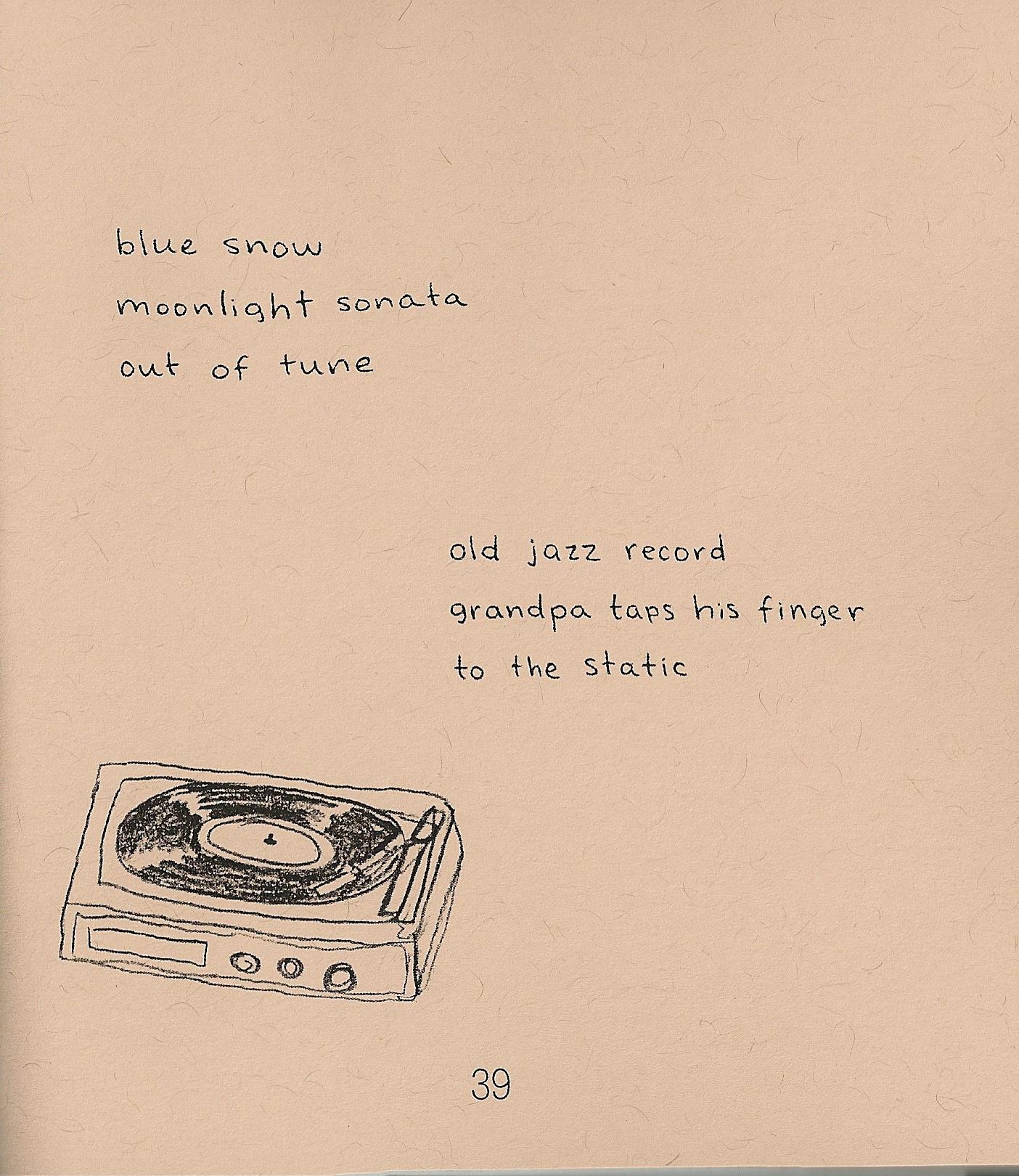 Winter Haiku Poems Examples