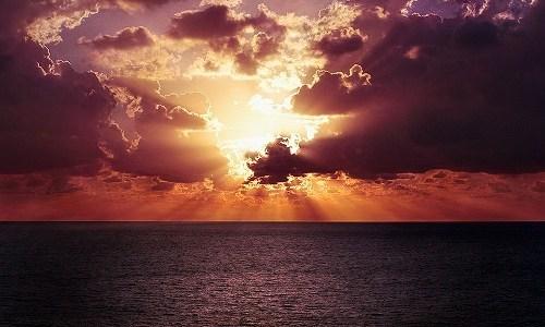 新年の季語『初日の出』