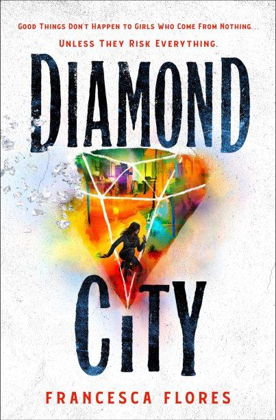 Diamond City Cover