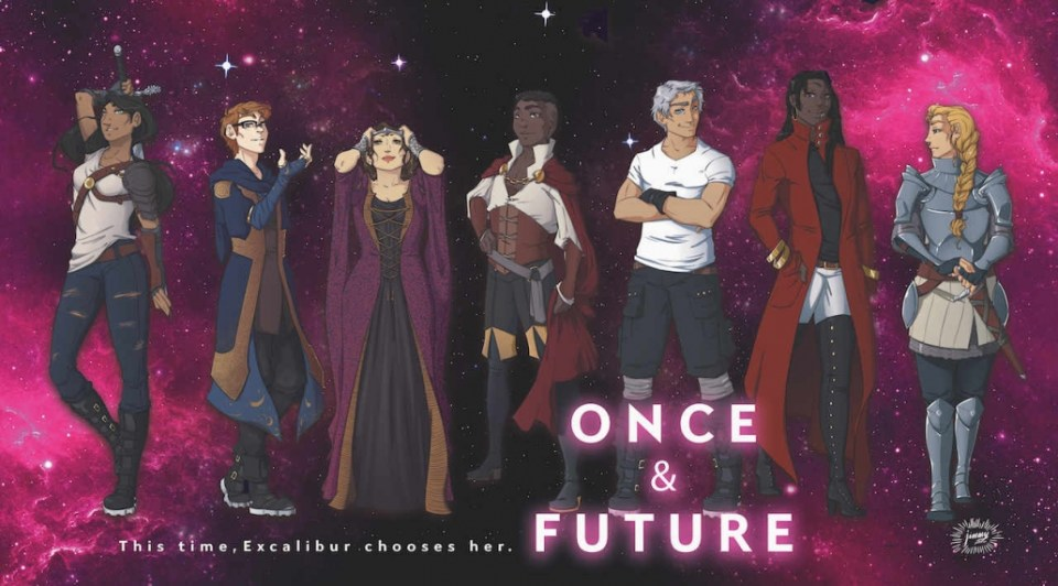 Once & Future Character Poster.jpg