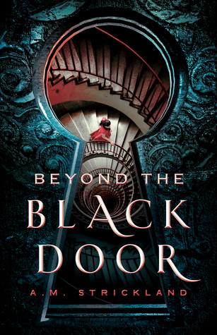 Beyond the Black Door Cover